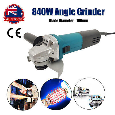 "Angle Grinder 850W 125mm (5"") MT Series Lightweight Grinding Power Tool D"