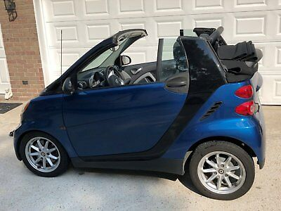 2008 Smart Passion Convertable RV tow car