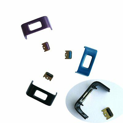 For Fitbit Charge HR Watch Button+Charging Port Cover Clasp Clip Replacement Kit