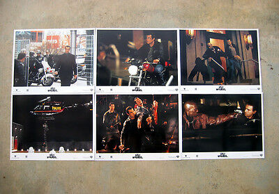 Exit Wounds Lobby Cards, Steven Seagal, Dmx