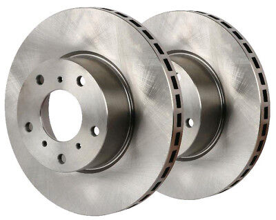 New Ultima Front Pair Rotors Fit Holden Commodore Police Vt Vx Vy Vz 1997-2007