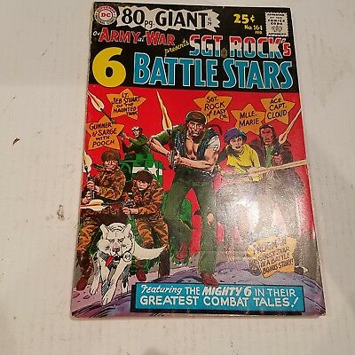 Our Army at War 164 Fine+ HUGE DC SILVER AGE COLLECTION No Reserve