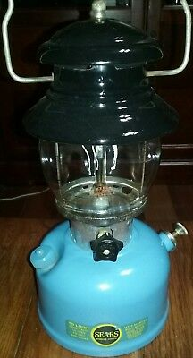 Vintage Sears Roebuck & Co Lantern Model 476.74550 - Amazing Original Condition!