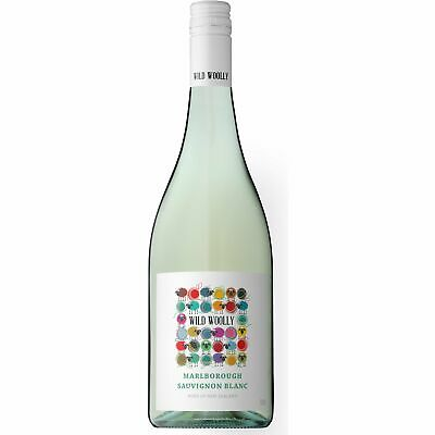 RRP $300! Wild Woolly NZ Marlborough Sauvignon Blanc White Wine 2017 (12x750ml)
