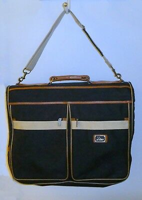 Antler Suit Carrier Bag-Folding for carry-on with storage for extras
