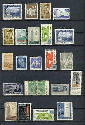 1946+ K.K.L. Stamps,Surtax and Label Collection #2