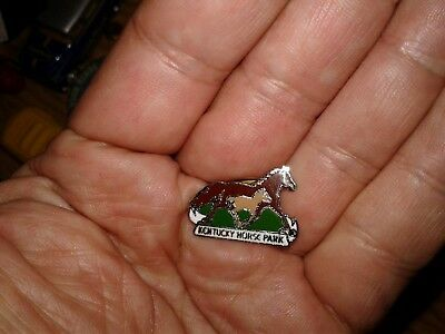 Kentucky Horse Park Souvenir Lapel Pin