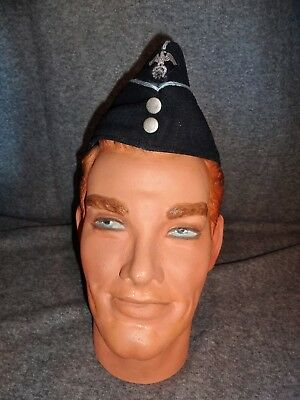 1935's WW2 DAF Officiers Cap. Hat. Overseas. Over Seas. German.