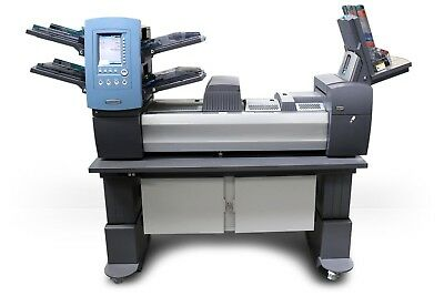 Pitney Bowes Di950 Automatic Multi-sheet A4 Folder and Envelope Inserter Mailing