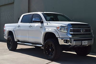 """Toyota Tundra 1794 6"""" Suspension Lift, New NITTO M/T Tires, Fuel Offroad Wheels!"""