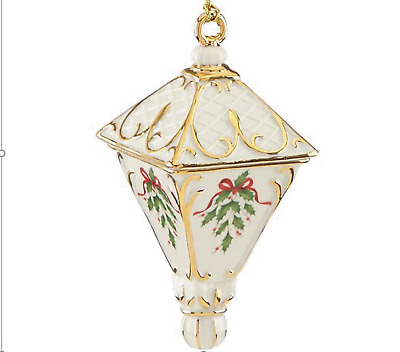 Lenox Annual Holiday Ornament New for 2018