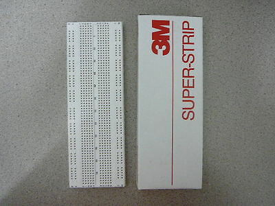 Electronic Project Breadboard/Univ Terminal Strip / 840 tie-points total 3M