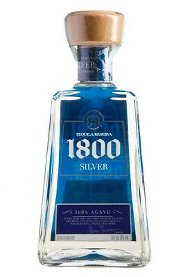 Tequila Silver 1800 Cl 70