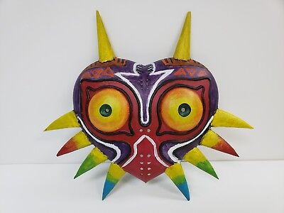 "The Legend Of Zelda: Majora's Mask Wall Decor 14"" x 12 1/2"""