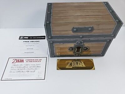 The Legend of Zelda Box Set: Box And Double Sided Bookmark (No Books)