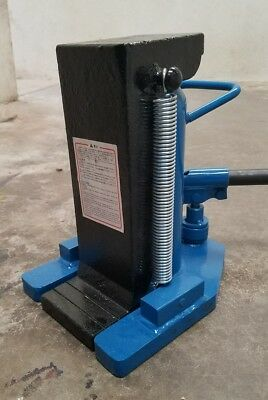 Hydraulic Toe Jack 5 ton toe 10 ton ram forklift Claw foot jack low clearance