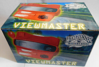 Winchester Mystery House - Modern Retired Viewmaster New With Box