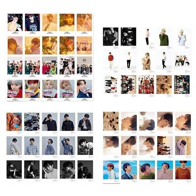 45pcs/Set Kpop BTS Lomo Card BANGTAN BOYS HD Photo Cards JUNGKOOK SUGA J-HOPE