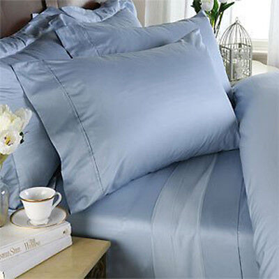Elastic All Around Fits Fitted Sheet Taupe Solid Choose Deep Pkt /& Sizes 1000 TC