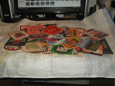 Collectable Bar Coasters 50 + Beer