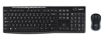 Logitech MK270 Wireless Keyboard and Mouse Combo with an Insane Battery Life