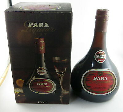 Seppelt Para Liqueur Port 1976 Perfect Fathers Day Gift