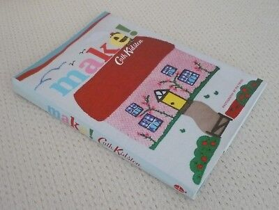 CATH KIDSTON MAKE!  - SOFTCOVER BOOK with TEMPLATES - EXCELLENT CONDITION