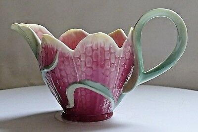 FRANZ PORCELAIN ~ Fritillary Cream Jug ~ FZ00991 ~ Discontinued ~ Boxed