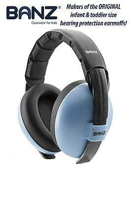 """Baby Banz Earmuffs Infant Hearing Protection €"""" Ages 0-2+ Years €"""" T"""