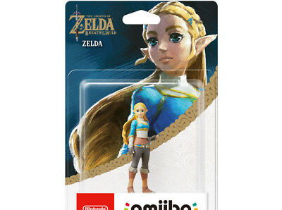 amiibo Zelda - The Legend Of Zelda Neu/OVP