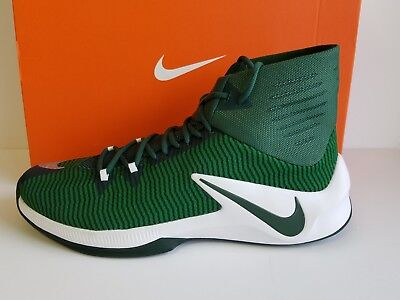 0b7963d1ddbc2 Nike Zoom Clear Out TB Men's Basketball Shoes Size 14 Green 844372 333