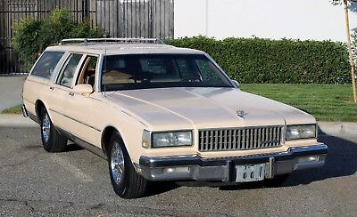 1988 Chevrolet Caprice Wagon, One Owner, Runs A+ California Original, 1988 Chevy Caprice Wagon, One Owner, A+ engine, Runs Great!