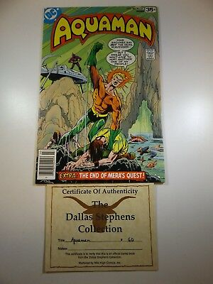 Aquaman #60 Awesome Read!! Beautiful VF-NM Condition!!