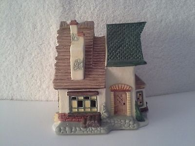 Our Town Porcelain Collectible First Edition Miller House