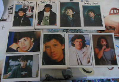 Lot De Plus De 2000 Cartes Postales De Celebrites -Bruel -Voisine Etc Voir Scans