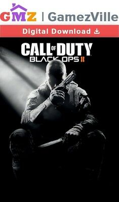 Call of Duty: Black Ops II Steam Key PC Digital Download