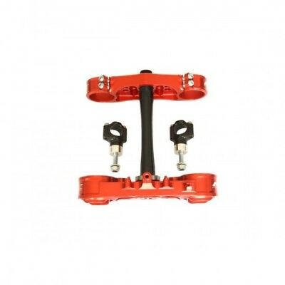 Standard triple clamp red - Neken KSTRMZ450215-1