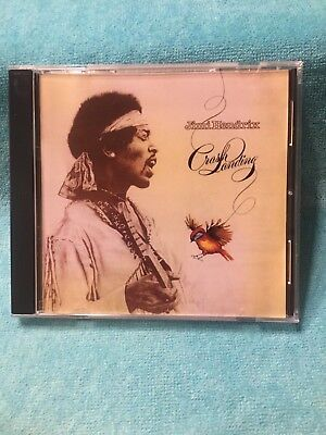 Jimi Hendrix - Crash Landing CD
