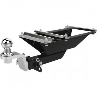 Reciever trailer hitch chrome/black - Khrome werks 720680