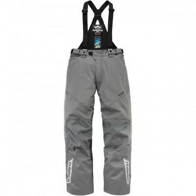 Dkr monochromatic™ wp3 riding overpant gray medium - Icon - raiden 2821-0934