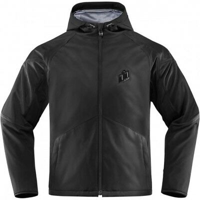 Merc stealth™ wp1 jacket black 2x-large - Icon 2820-3866