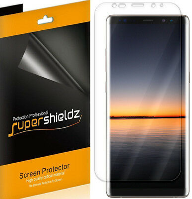 2X Supershieldz HD Clear Full Cover Screen Protector for Samsung Galaxy Note 9