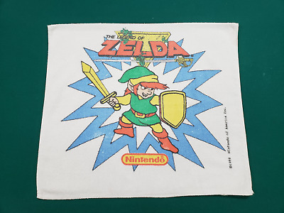 Very Rare Vintage 1989 Legend Of Zelda Bath/ Beach Towel