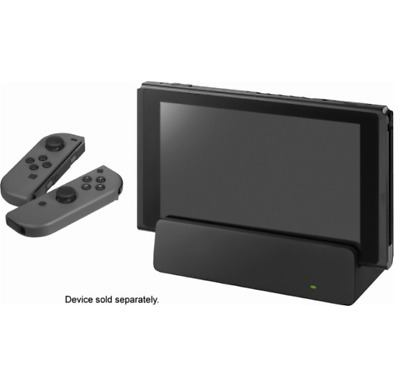Insignia™ - Dock Kit with HDMI and USB for Nintendo Switch – Black NS-GNSTD19 VG