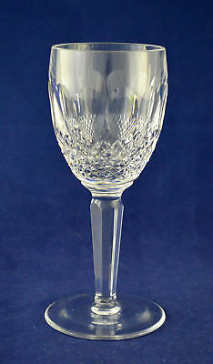 """Waterford Crystal """"COLLEEN"""" Claret Wine Glass – 14.8cms (5-3/4″) Tall"""