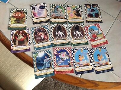 Sorcerers Of The Magic Kingdom Cards Lot Of 14 Includes Bolt, Buzz & More