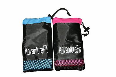 Microfibre Towel- Fast Drying, Absorbent, Compact for Gym/ Sports/ Camping Etc