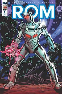 Rom #1 IDW Comics 2016 Sal Buscema 1:25 Variant Cover Retail Incentive