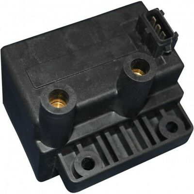 Dual-fire ignition coil black - Drag specialties 10-2009