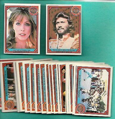 1978 Donruss Sgt. Peppers 66 Card Nmt-Mt Complete Set Of Trading Cards
